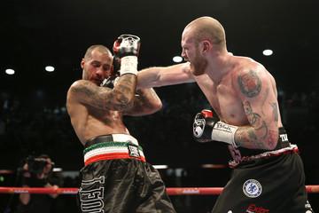 George Groves v Andrea Di Luisa WBC International Title