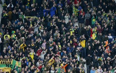 West Bromwich Albion v Norwich City - Barclays Premier League