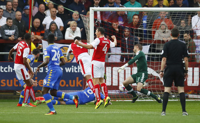 Fleetwood Town v Leeds United - EFL Cup First Round