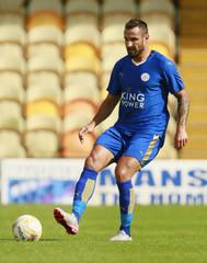 Mansfield Town v Leicester City - Pre Season Friendly