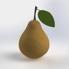 Pear 3d