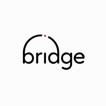 bridge-font-logo