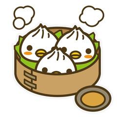 ペンギンカフェ 小籠包