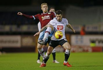Burnley v Derby County - Sky Bet Football League Championship