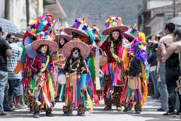 Chor at carnaval zoque coiteco