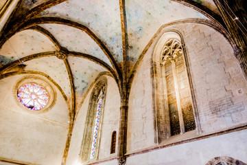 La chapelle du Palais des Rois de Majorque à Perpignan