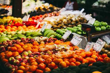 食材売り場イメージ