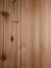 Cedar wood background panel