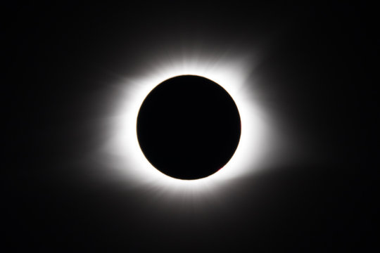 Solar Eclipse August 21, 2017, Totality