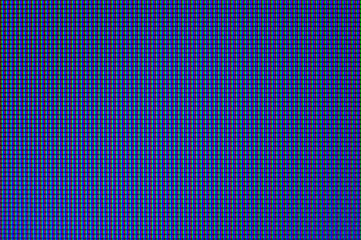 macro photo of LCD screen where you can see each pixels