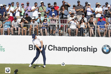 PGA: BMW Championship - Second Round