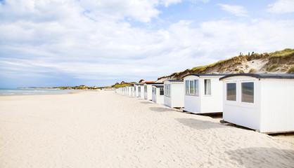 Dänemark, Strand