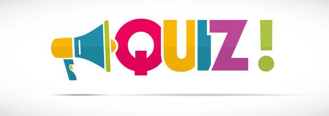 mégaphone mot : quiz