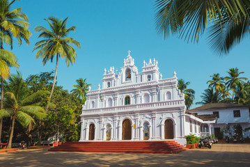 Church of Our Lady of Mount Carmel, Arambol, Goa
