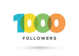 Acknowledgment 1000 Followers