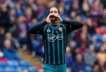 Premier League - Crystal Palace vs Southampton
