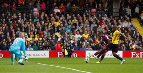 Premier League - Watford vs Manchester City