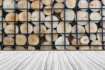 Wood terrace and Timber wood texture