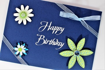 An image of a happy birthday card