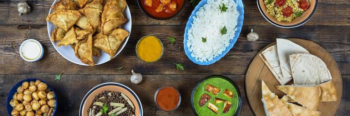 Indian food. Indian Cuisine