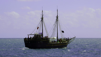Piratenschiff, Djerba