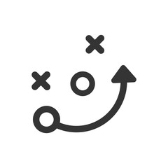 Strategy Planning Icon