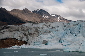 The Viedma Glacier near El Chalten