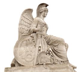 Paris, France, Sculpture The Victorious France
