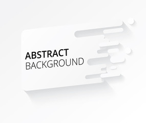 modern abstract white background. design elements.