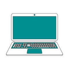 computer instant message conversation icon image vector illustration design