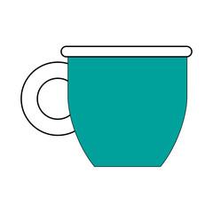 cup or mug icon image vector illustration design
