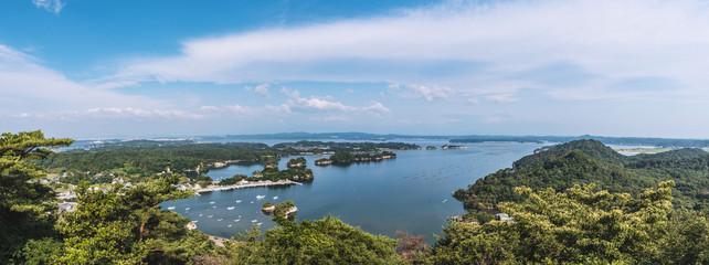 日本三景 松島の風景