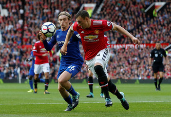 Premier League - Manchester United vs Everton