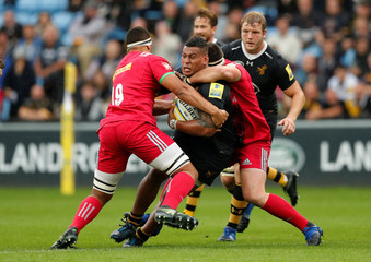 Premiership - Wasps vs Harlequins
