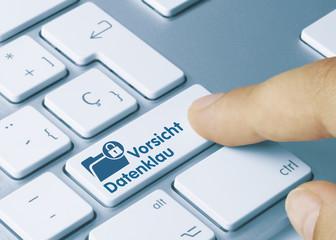 Vorsicht Datenklau