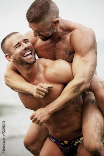 Gay fitness images