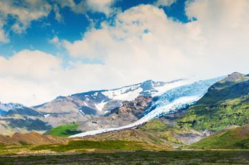 Vatnajokull glacier, Iceland.