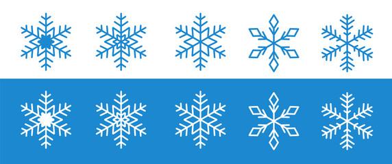 Schneeflocken Vorlage