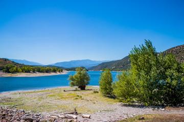Le Lac de Vinça