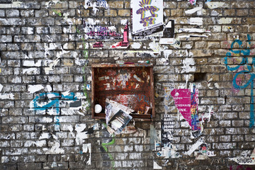 Texture Stone Wall Plastering Background Ground Flat Hole Rough Dirty Grunge Dark Spot Broke Rusty Red Grey Brown Lines Strokes Art Ad Punk Main Station Metro Graffiti Urban Rip by_Typo-Graphic-Design