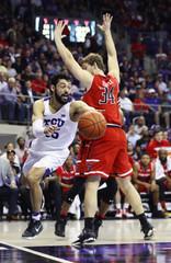 NCAA Basketball: Texas Tech at Texas Christian