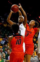 NCAA Womens Basketball: Oklahoma State at Baylor