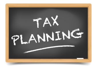 Blackboard Tax Planning