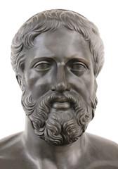 Sophocles Bronze Statue