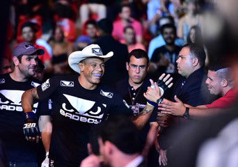 MMA: UFC Fight Night-Noons vs Oliveira