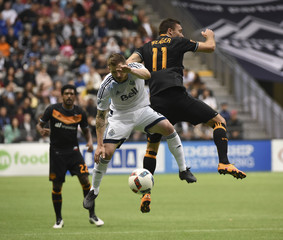 MLS: Houston Dynamo at Vancouver Whitecaps FC