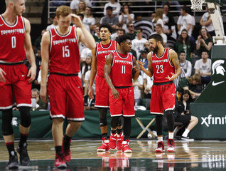 NCAA Basketball: Youngstown State at Michigan State