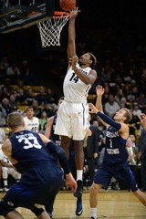 NCAA Basketball: Brigham Young at Colorado