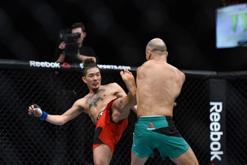 MMA: UFC Fight Night-Lobov vs Ishihara