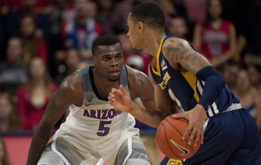 NCAA Basketball: Northern Colorado at Arizona